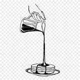 Syrup Maple Drawing Pancake Clipart Paintingvalley Pinclipart sketch template