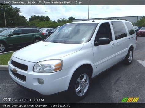 Chevrolet Uplander 2006 by Summit White 2006 Chevrolet Uplander Lt Medium Gray