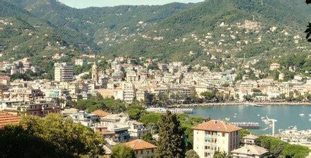 rapallo hotel guida turistica  arrivare mappa
