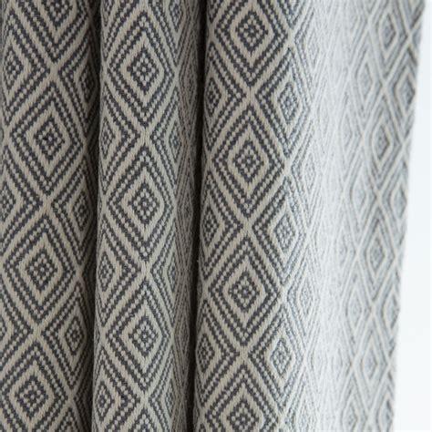 rideau tamisant kimino gris blanc l 140 x h 250 cm