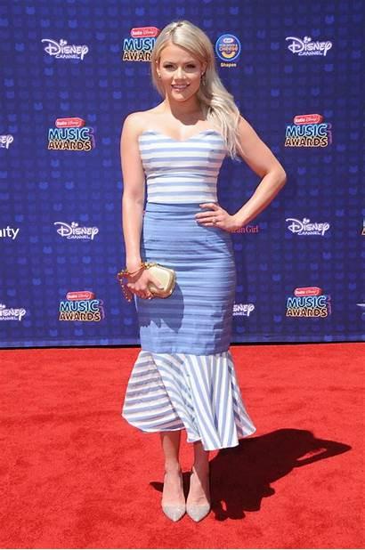 Witney Carson Radio Disney Awards Angeles Los