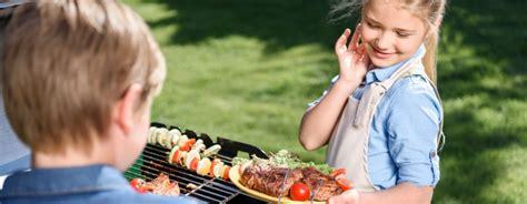 Grillen Mit Kindern  Sicherheit Und Spaß Sind Wichtig