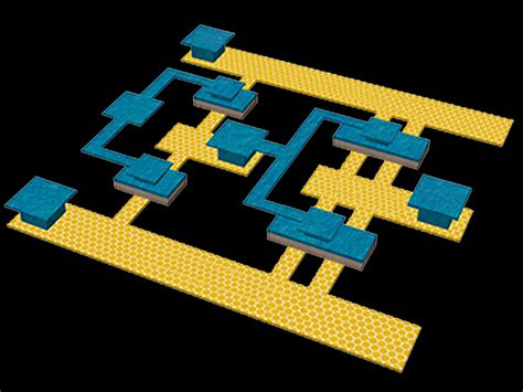 Let Make The Entire Chip From Graphene