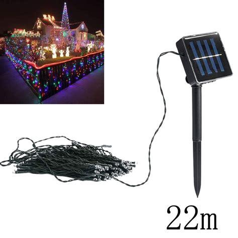 lumiere de noel exterieur solaire achetez en gros guirlandes solaire ext 233 rieure en ligne 224 des grossistes guirlandes solaire