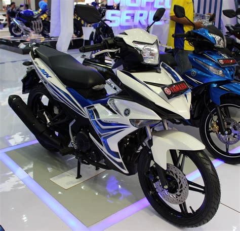 Fileyamaha Jupiter Mx 150  Jakarta Fair 2016  June 21