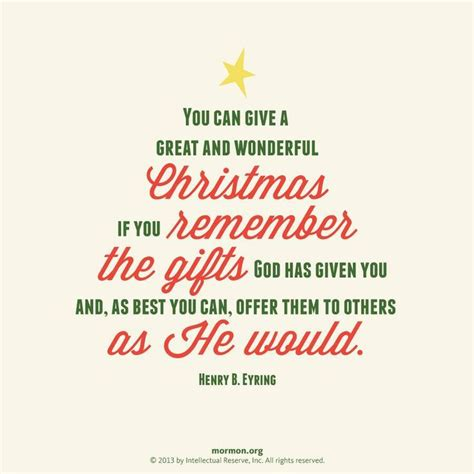 Quotes from famous authors, movies and people. Image result for christmas spiritual lds quotes | Lds christmas quotes, Lds christmas