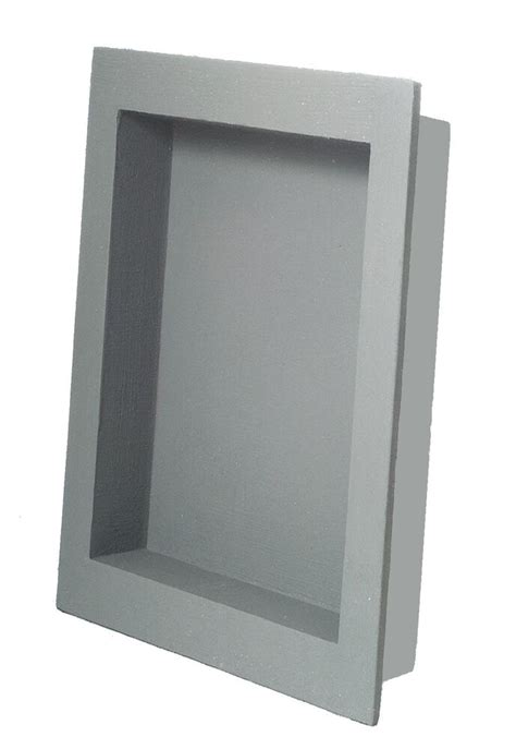 Preformed Shower Niche - preformed ready to tile single recessed shower niche 14 x