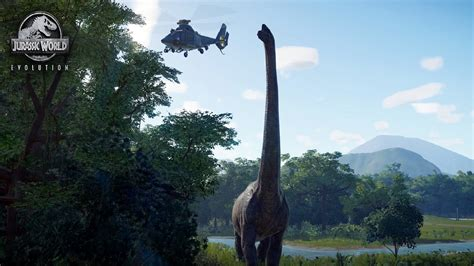 Jurassic Park Logo Wallpaper Download Jurassic World Evolution Hd Wallpapers Read Games Reviews Play Online Games