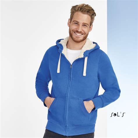 Unisex jaka ar kapuci un flīša oderi • Ideju druka