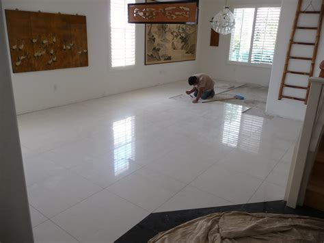 thb construction updating  floor tile  ft  ft