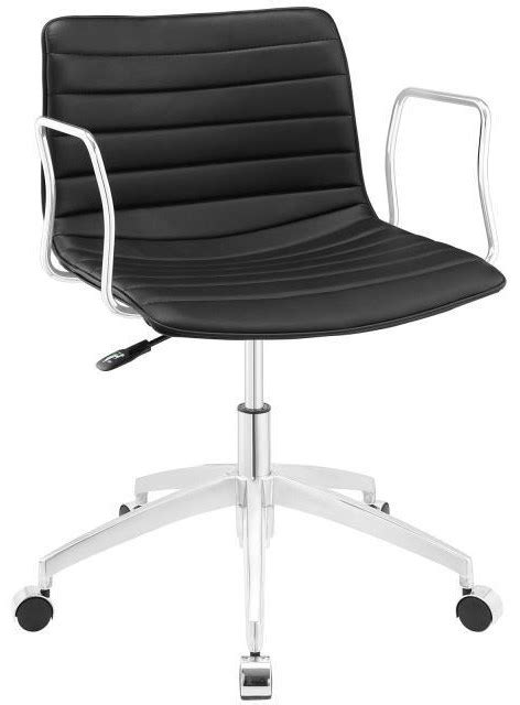 Modway Home Office Celerity Office Chair In Black | Value