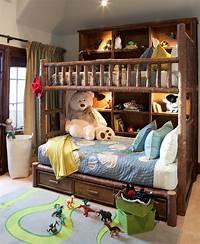 unique bunk beds Unique Custom Furniture Ideas? La Lune Collection Loves Them!