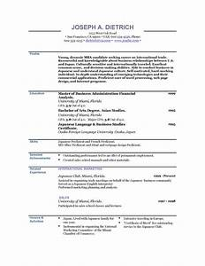 free resume sample templates sample resume With free template downloads for resume