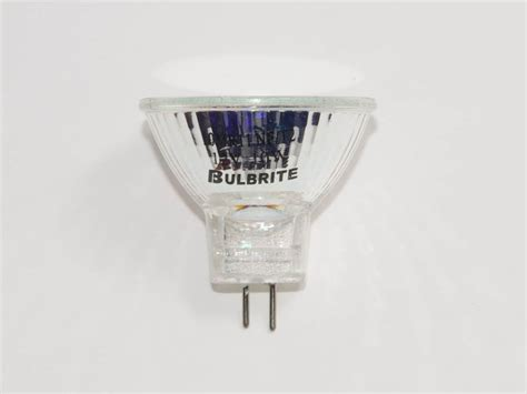 bulbrite 10 watt 12 volt mr11 halogen narrow flood