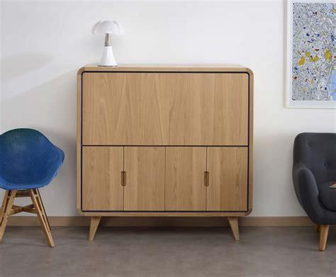 buffet bureau cosy korner le mobilier qui se transforme en bureau