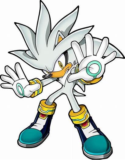 Sonic Hedgehog Silver Series Variations Psychokinesis Network