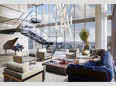 Vuelven los penthouses de lujo al centro de Los Ángeles