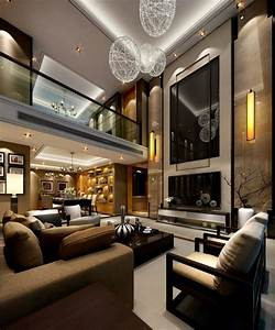 Room, Design, Ideas, 15, Gorgeous, And, Genious, Double, Height, Ceilings