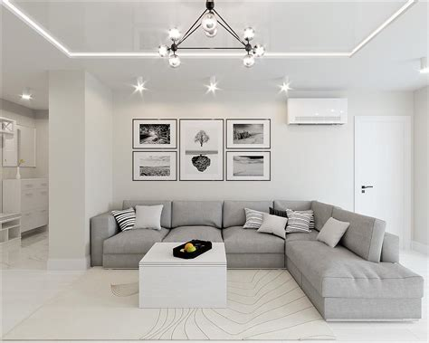 Jun 16, 2021 · a sanctuary from bustling city life, this urban living area is a perfect example of how monochromatic colors bring harmony to a room. 40 Grey Living Rooms That Help Your Lounge Look Effortlessly Stylish and Understated