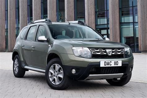 Dacia Duster Estate (from 2013) Used Prices