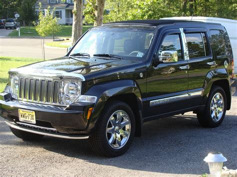 black jeep liberty jeep hq wallpapers and pictures page 3