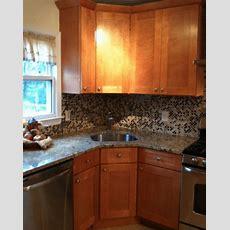 ⫸25 Cool Corner Kitchen Sink Designs [best Ideas With