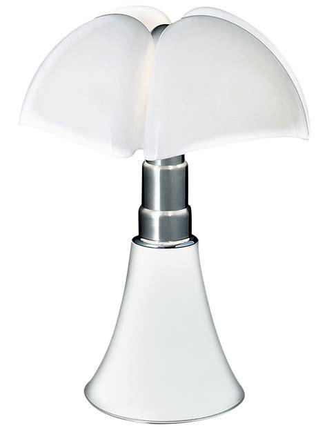 table lamp pipistrello  martinelli luce white   design uk