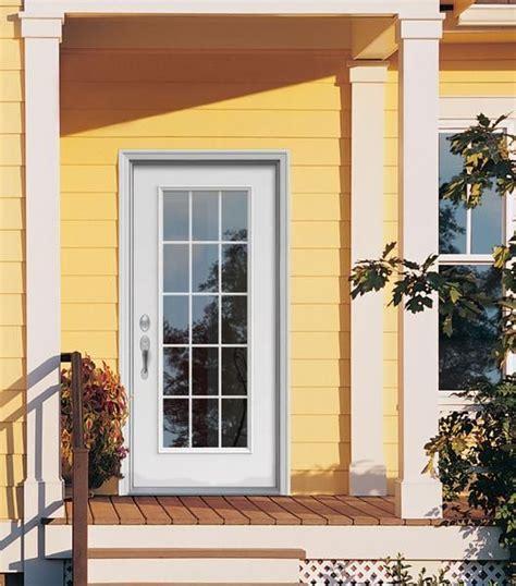 Wood Back Door With Window by 86 Best Images About Jeld Wen Windows Doors On