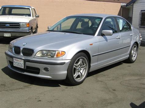 2003 Bmw 3 Series  Information And Photos Zombiedrive
