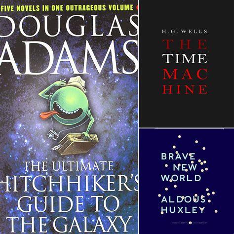 Best Science Fiction Books by Best Science Fiction Books Popsugar Tech