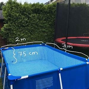 Gartenpool Zum Aufstellen : ein kleiner swimmingpool f r den garten das solltet ihr ~ Watch28wear.com Haus und Dekorationen