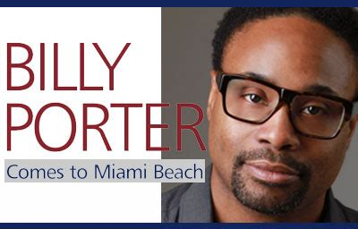 Billy Porter Comes Miami Beach Hotspots Magazine
