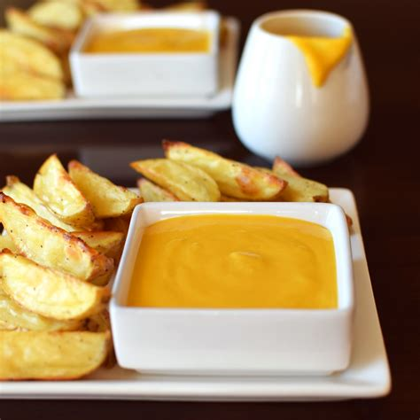 dairy  cheese sauce  baby potato wedges recipe