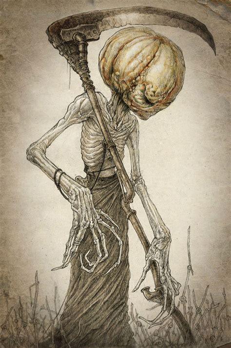 creepy art  kirill semeonov