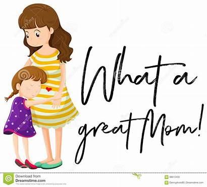 Mamma Figlia Mom Mother Phrase Daughter Dotter