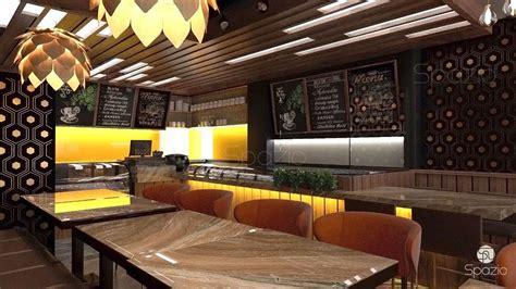 Cafe & Restaurant Interior Design In Dubai Spazio