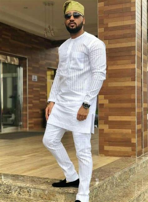 Nigerian Native Attire Styles For Men 2019 Couture Crib