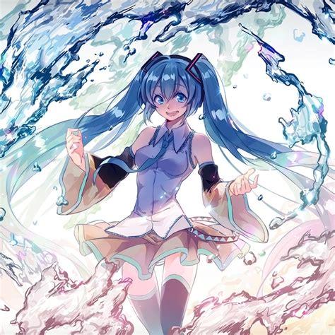 Download 1080x1920 Wallpaper Hatsune Miku Beautiful