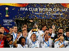 Real Madrid Retain Club World Cup Title