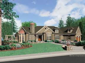 The New One Story House Plans by Plan 034h 0199 Find Unique House Plans Home Plans And