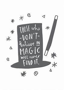 Quotes Believe ... Owncloud Magic Quotes
