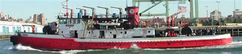 Nyc Fireboat Firefighter by Fdny Fireboat Quot Fighter Quot Gcaptain