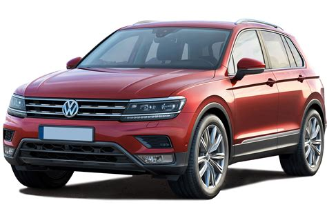 Volkswagen Car : New Volkswagen Tiguan Suv Review