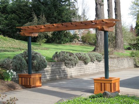 Trellises And Arbors by Arbors And Trellises Cedarscapes
