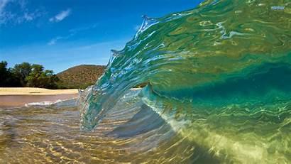 Wave Ocean Background Wallpapers Pixelstalk