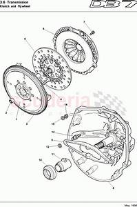 Aston Martin Db7  1997  Clutch And Flywheel Parts
