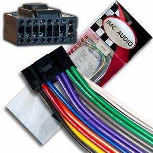 Jvc Wire Harness Kdlx50 Kds27 Kds26 Kdx50bt Kdr810 Kdx80bt