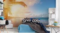 beach wall murals Tropical Wall Murals | Beach Wall Murals | Eazywallz