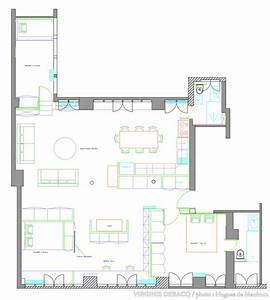 plan d39un appartement de 110m2 lofts pinterest cote With plan d appartement 3d 0 eyredeco decoration dinterieur