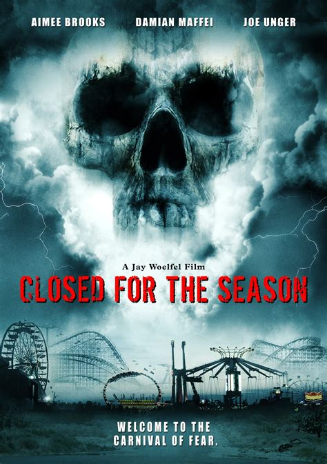 Closed for the Season DVD Release Date August 23, 2011
